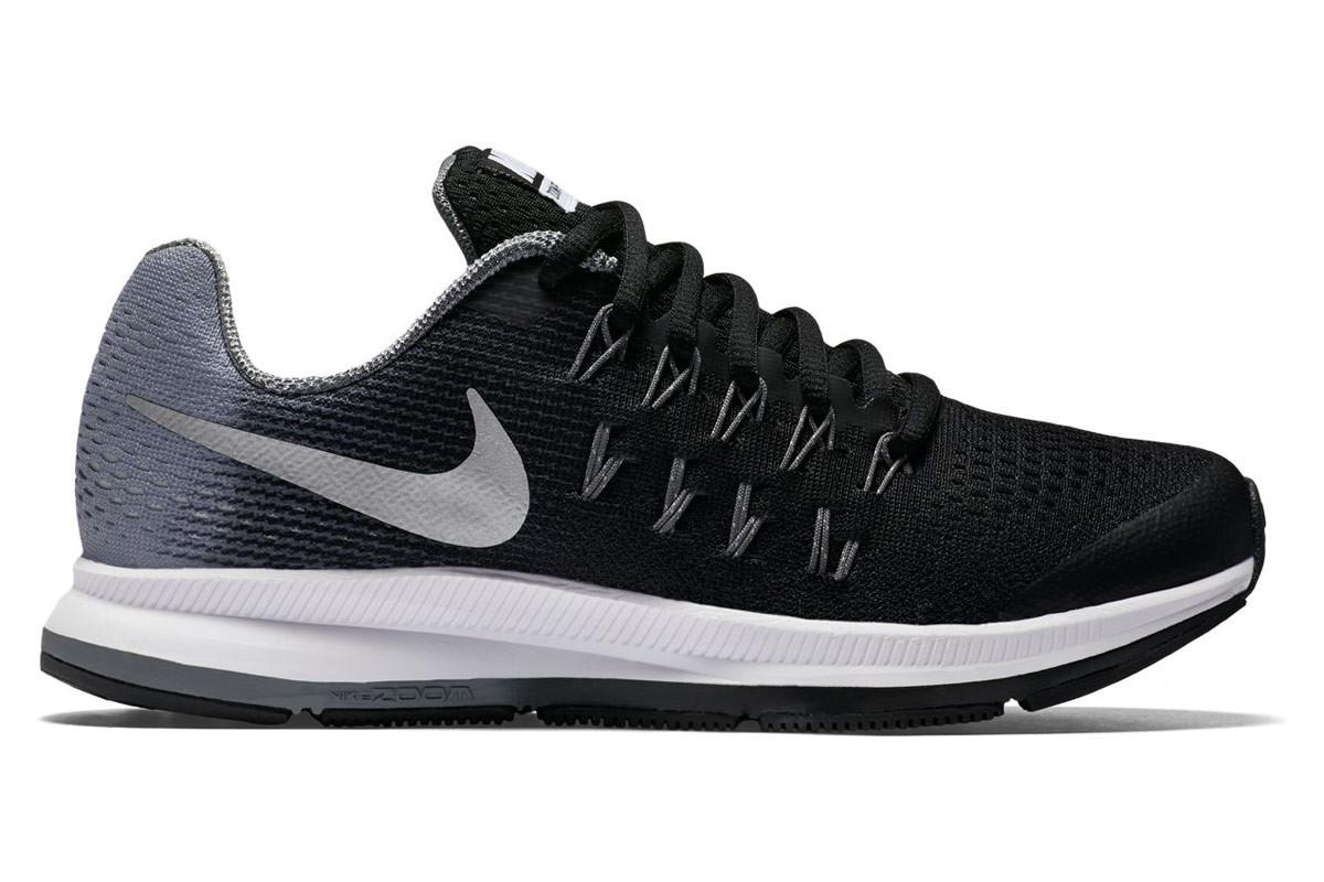 49bb2bf079 Nike Air Zoom Pegasus 33 GS - Running shoes - Black | 21RUN