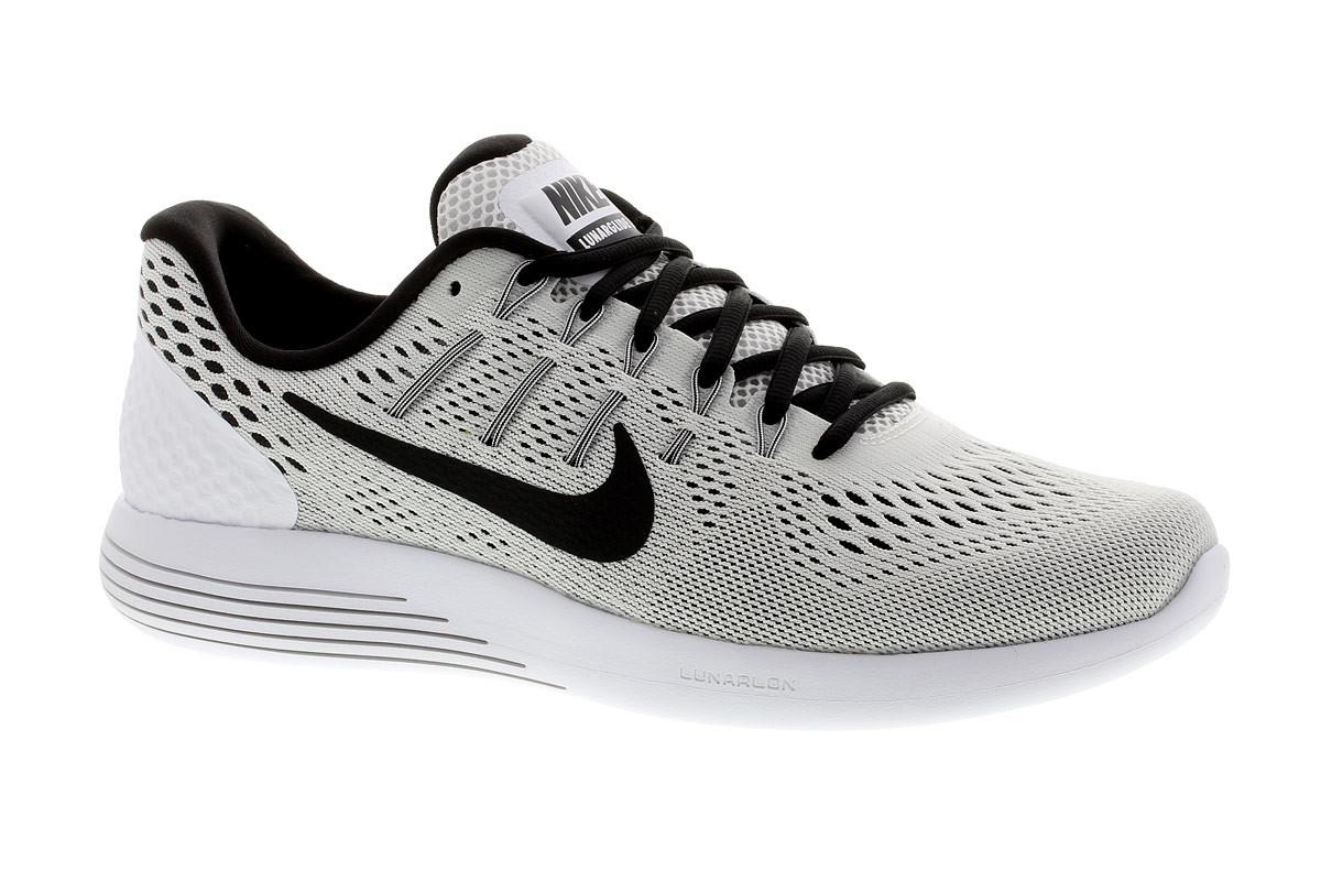 best service 2d6ed 4e83b Nike Lunarglide 8 - Running shoes for Women - Grey   21RUN