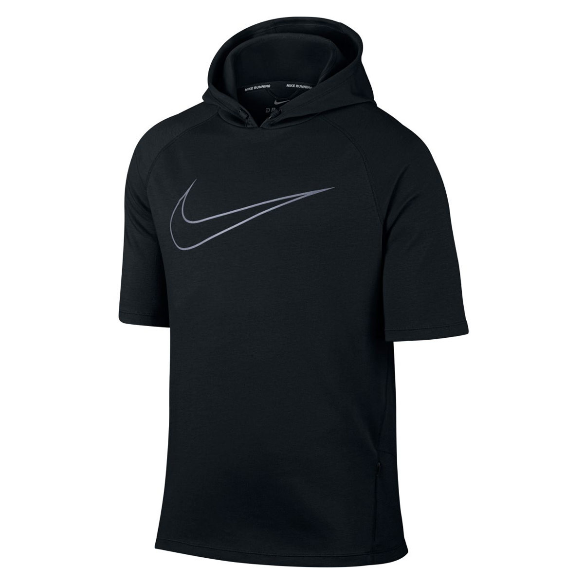 f907230f0af7 Nike Running Hoodie - Sweatshirts   Hoodies for Men - Black