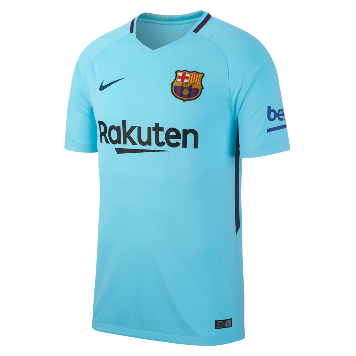 Nike Breathe FC Barcelona Stadium Jersey - T-Shirts for Men - Blue ... 6dd625a91