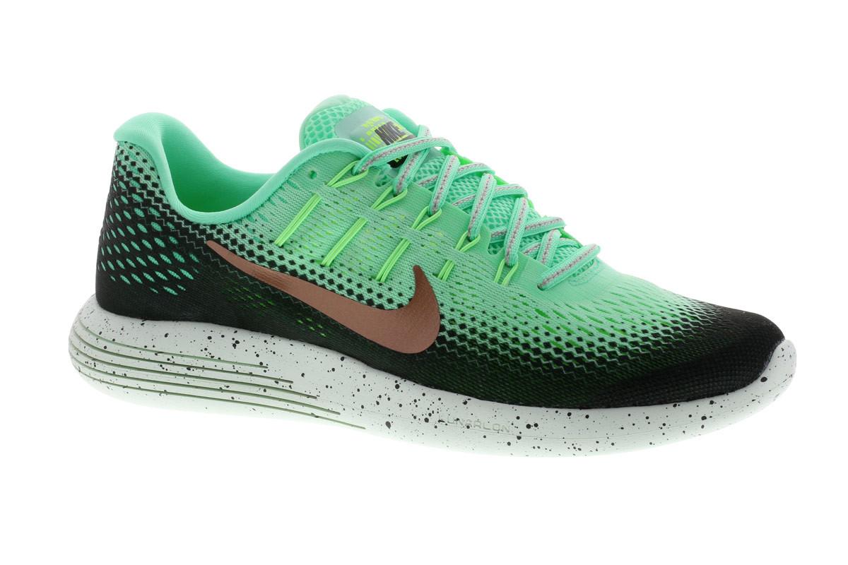 online store bc785 36a04 Nike Lunarglide 8 Shield - Running shoes for Women - Green   21RUN