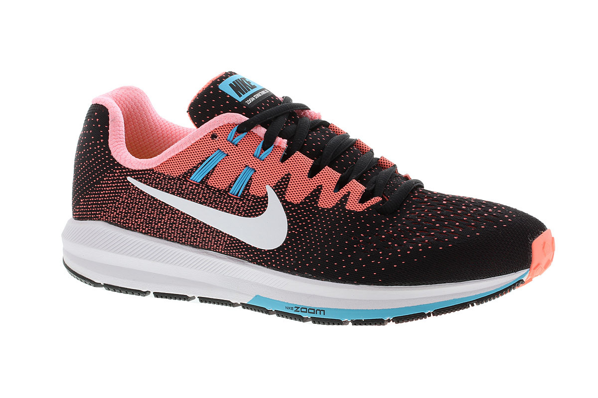 online store 80402 5cc47 Nike Air Zoom Structure 20 - Running shoes for Women - Black