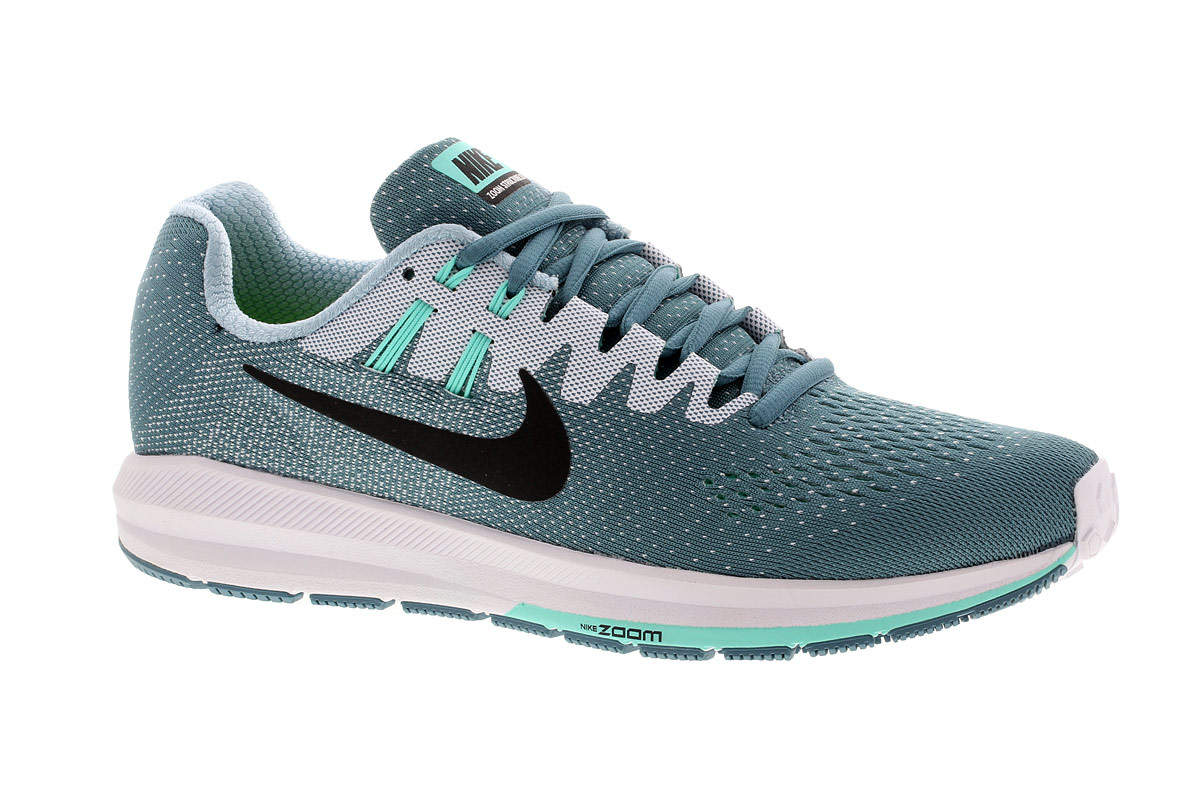online store a855b d991f Nike Air Zoom Structure 20 - Running shoes for Women - Grey   21RUN