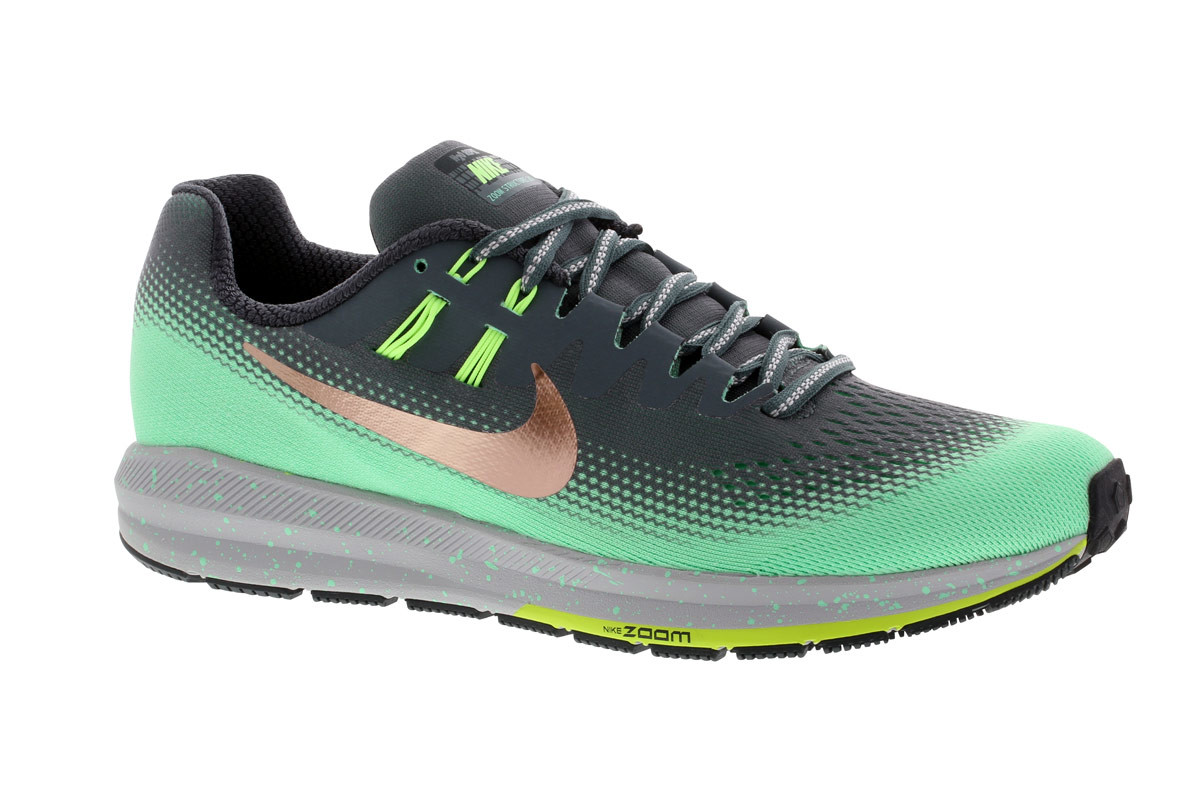 Nike Air Zoom Structure 20 Shield Running shoes for Women Grey