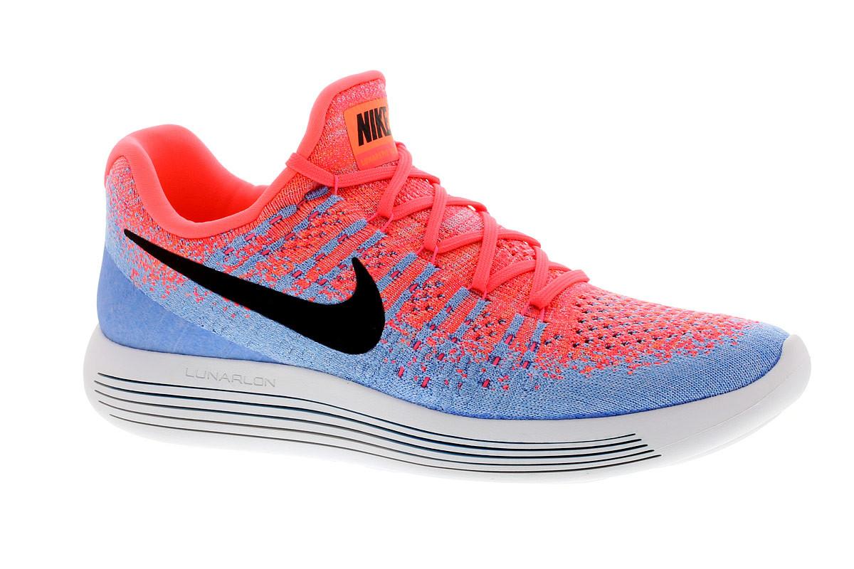 new concept 6efa4 9d7af Nike Lunarepic Low Flyknit 2 - Running shoes for Women - Blue   21RUN