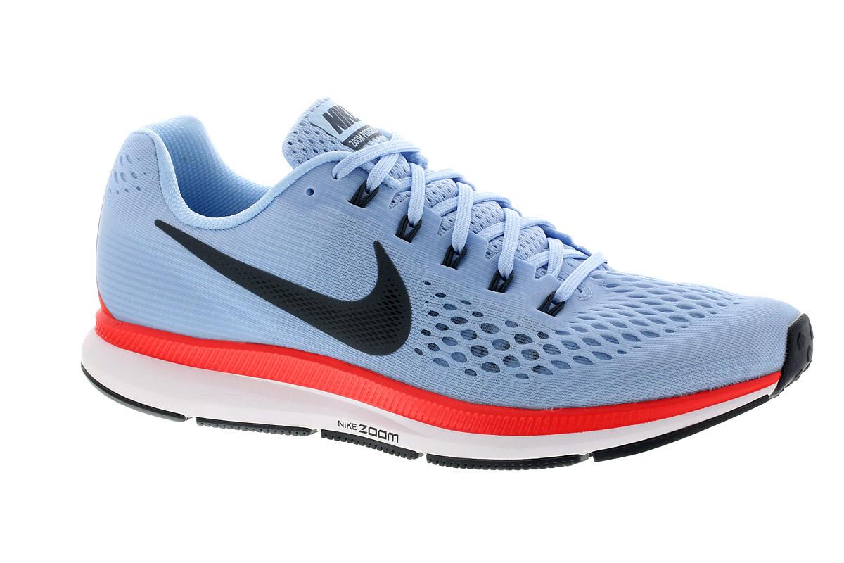 Nike Air Zoom Pegasus 34 - Laufschuhe für Damen - Blau