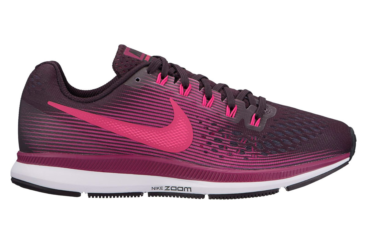 check out 8057e d3741 Nike Air Zoom Pegasus 34 - Chaussures running pour Femme - Violet   21RUN