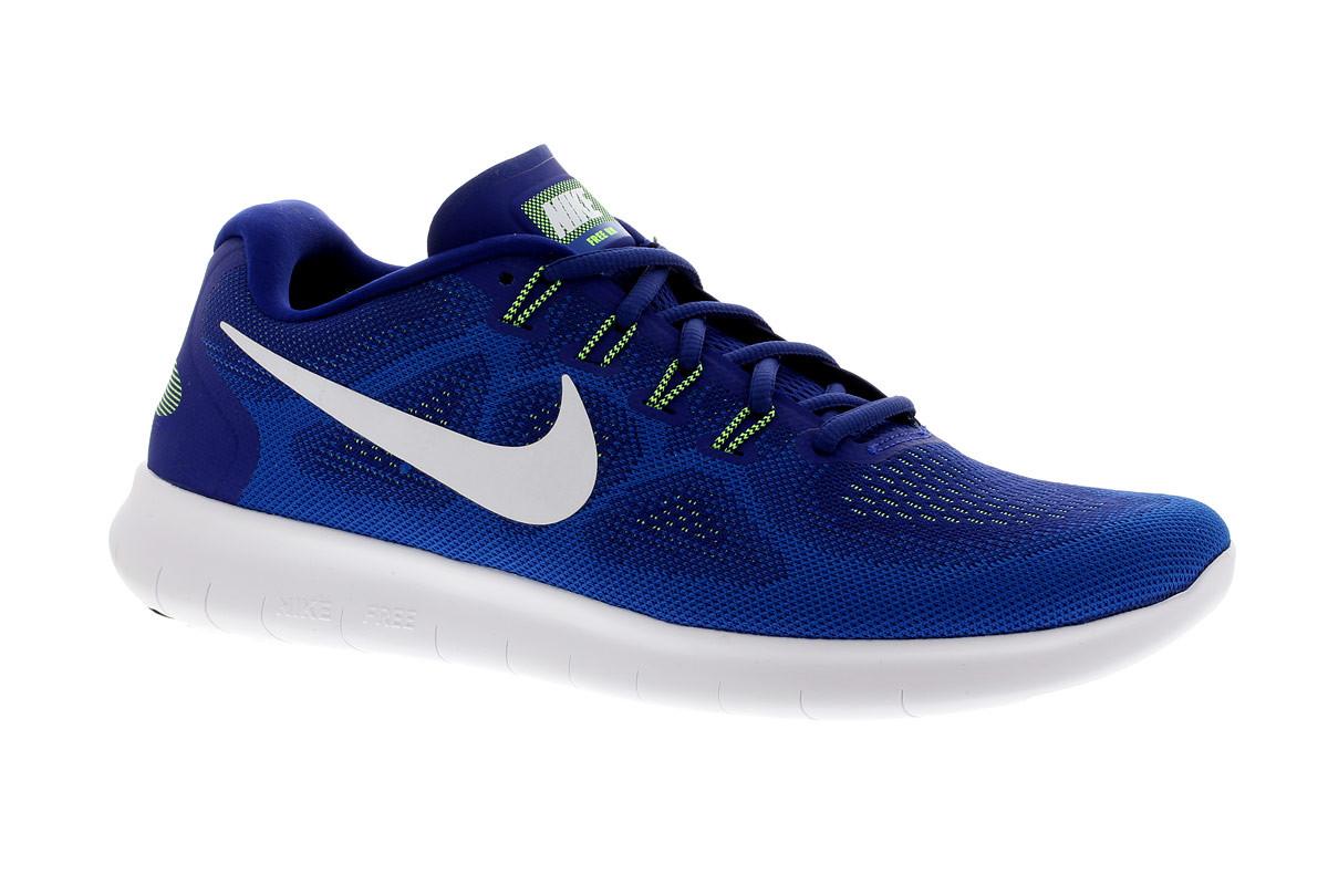 Nike Free RN 2017 - Laufschuhe für Herren - Blau