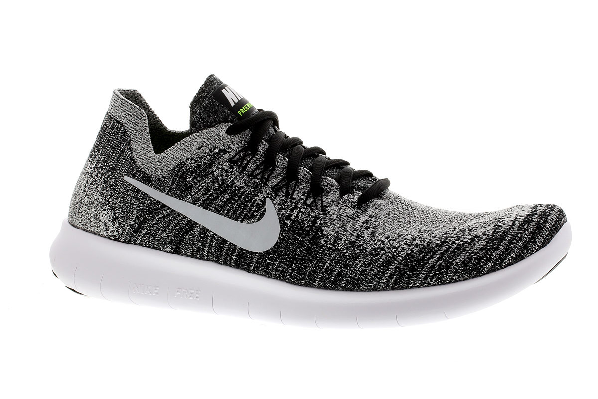 San Francisco 65250 73811 Nike Free RN Flyknit 2017 - Chaussures running pour Homme - Gris