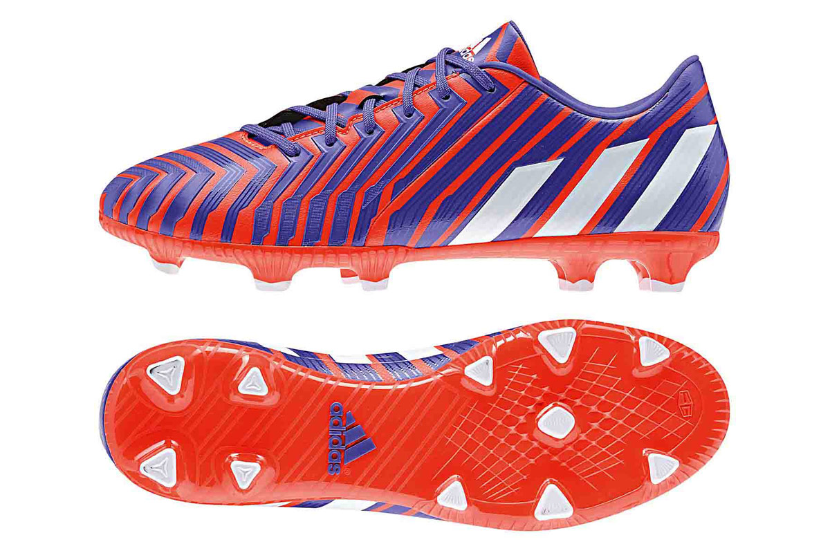 sports shoes 0ff25 77bd2 adidas Predator Absolado Instinct FG - Botas de futbol para Hombre - Azul    21RUN