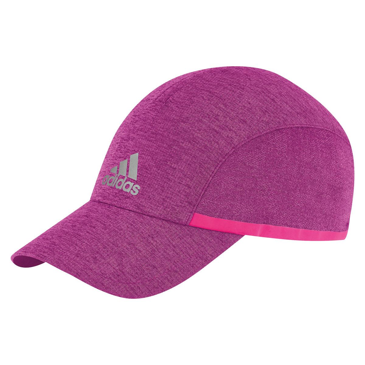 adidas Run Climachill Cap - Kopfbedeckung - Pink