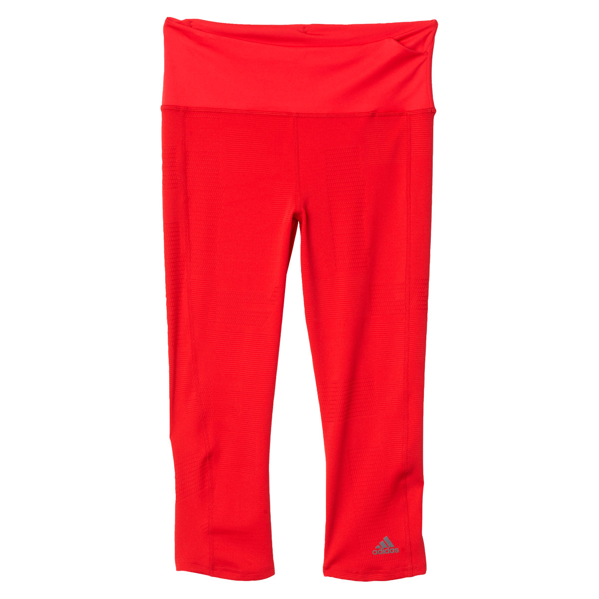 adidas ULTRA 3 4 Tight - Pantalons course pour Femme - Rouge  69f91d1edcb