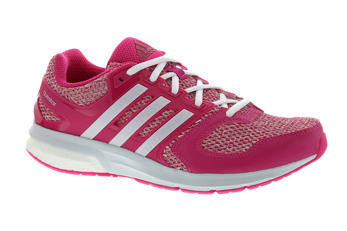 énorme réduction 64c79 03808 adidas Questar Boost - Chaussures running pour Femme - Rose