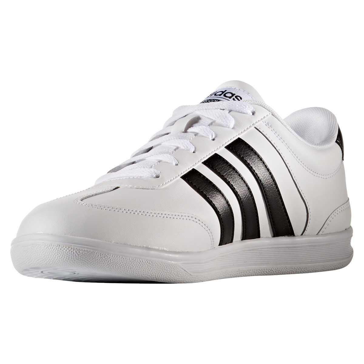 adidas neo croce corte scarpe da ginnastica per uomini bianchi 21run