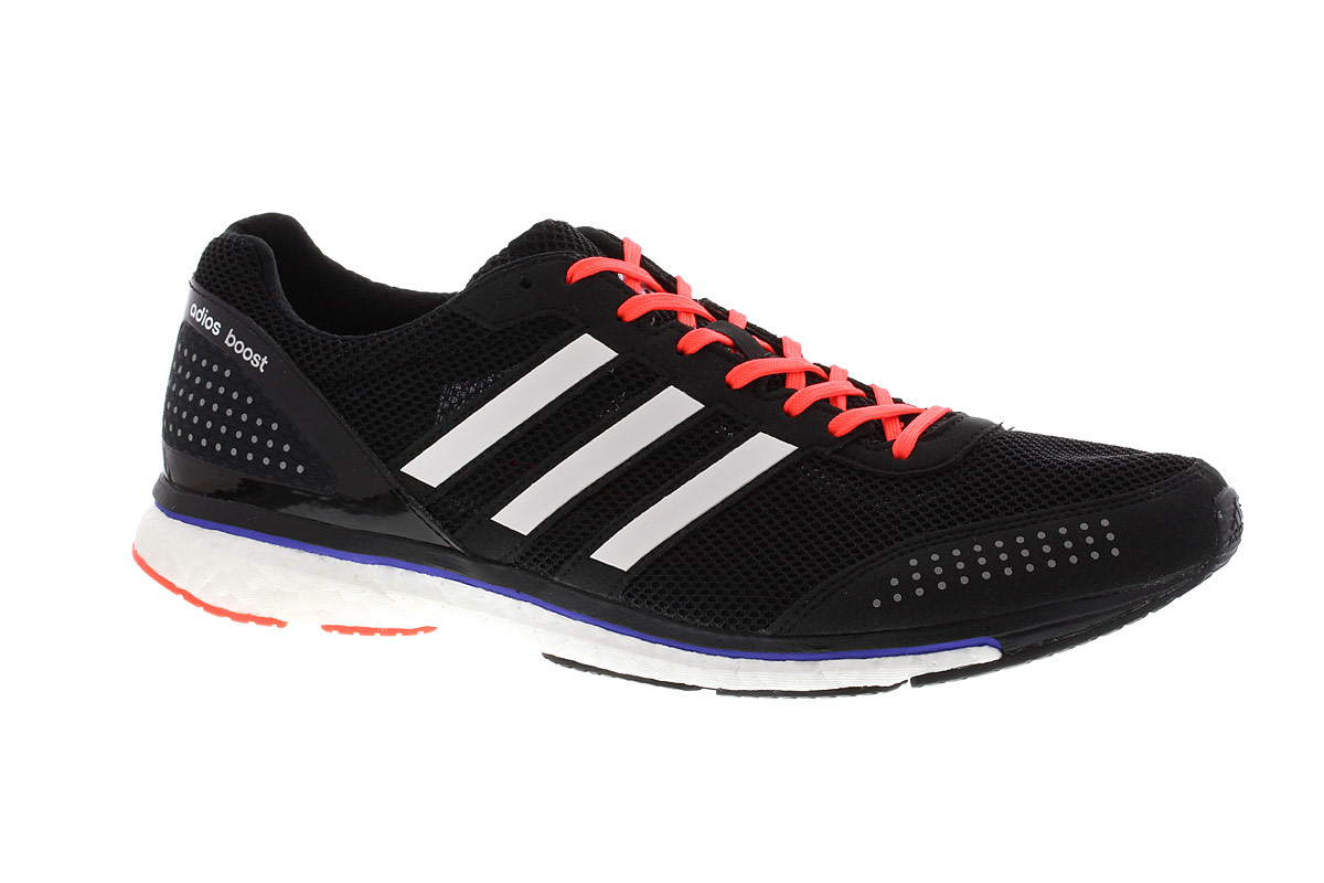 newest 3d4b6 ba2c2 adidas adiZero Adios Boost 2 - Running shoes for Men - Black