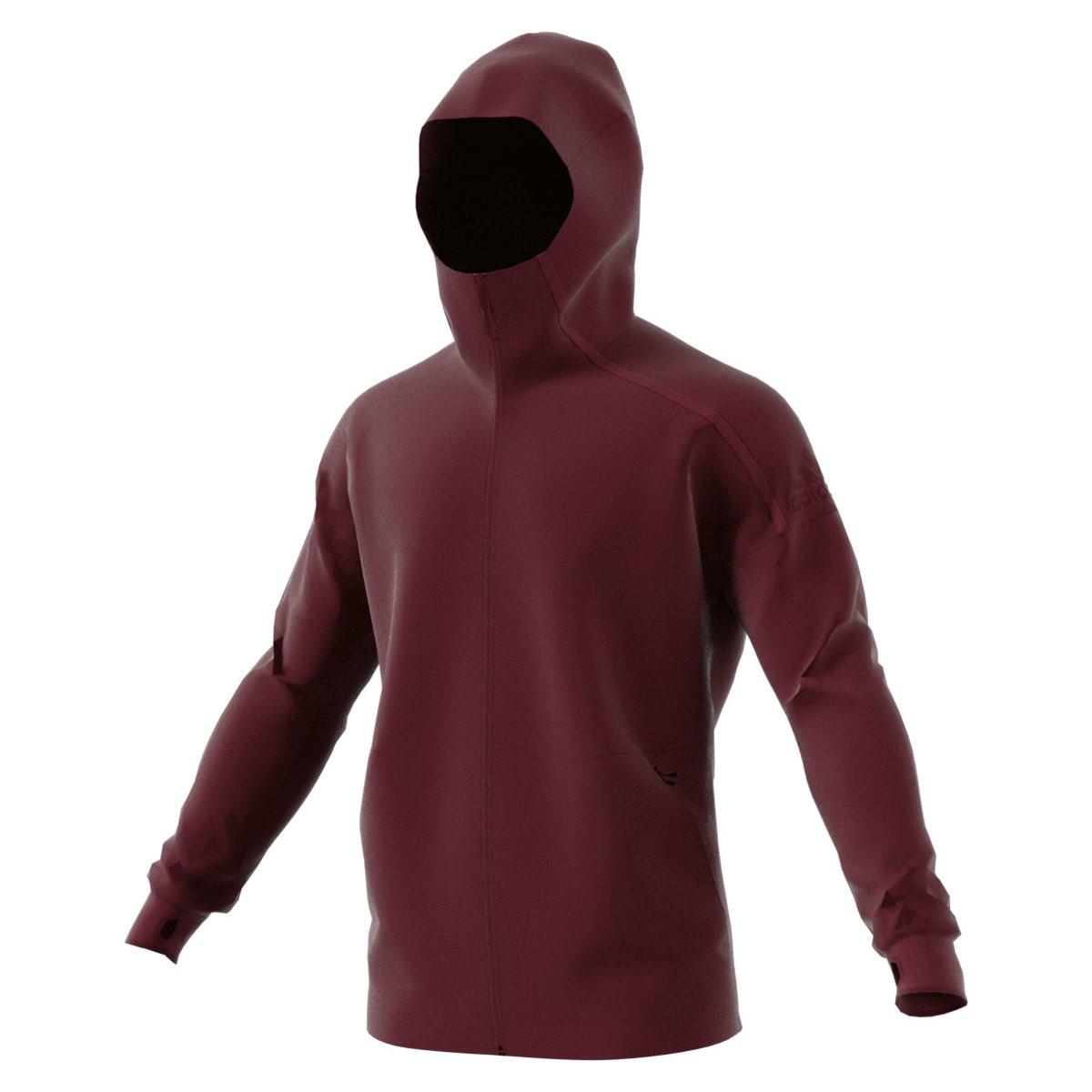 f88a13ca7a8fac adidas Adidas Z.N.E. Fz Hood Knit - Sweatshirts   Hoodies for Men - Purple