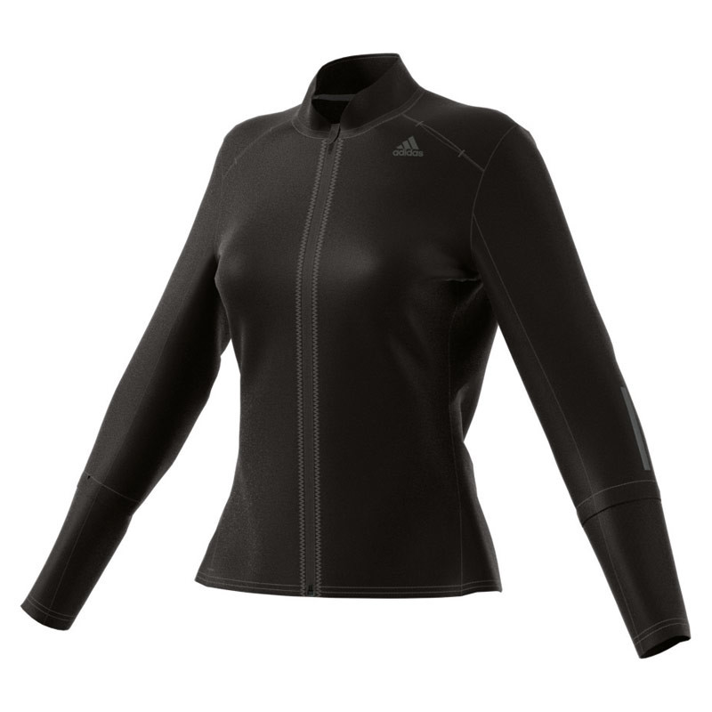 adidas response wind jacket chaquetas de running para mujer