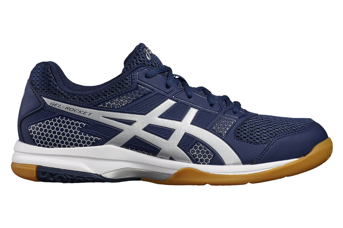 1a7b84fea5545 ASICS GEL-Rocket 8 - Volleyball shoes for Men - Blue