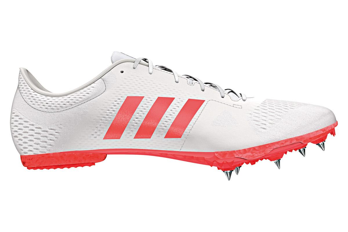 reputable site 2e00f c51e0 adidas adiZero MD - Zapatillas de atletismo - Gris  21RUN