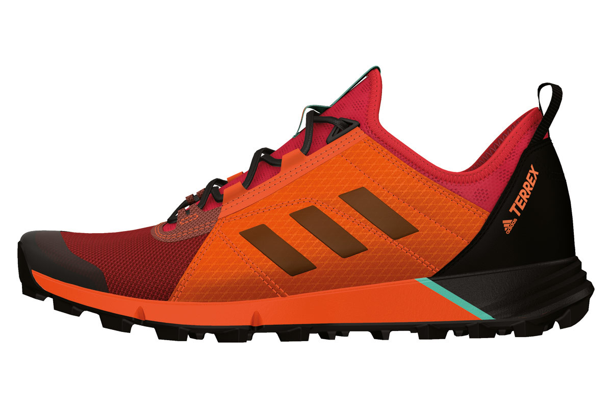 6013d27059e adidas Terrex Agravic Speed - Outdoor shoes for Women - Red