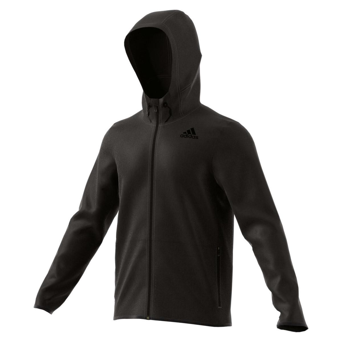 Sweats Adidas Climacool Fz Workout Pulls Noir Pour Homme TK13JlFc