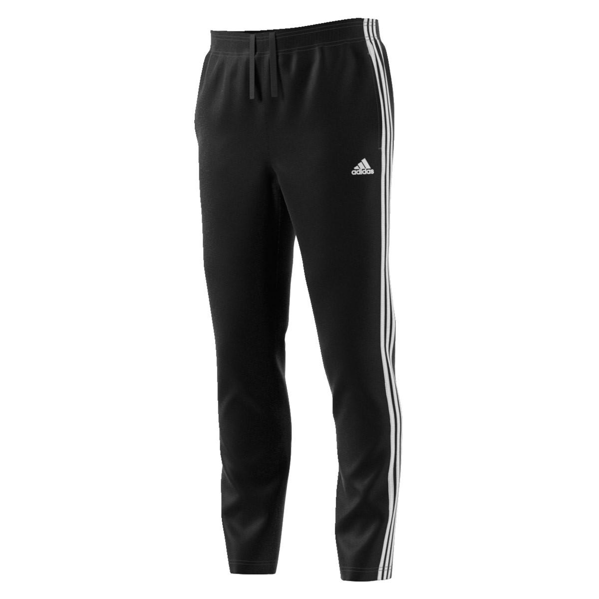 adidas Essentials 3-Stripes Pants - Laufhosen für Herren - Schwarz
