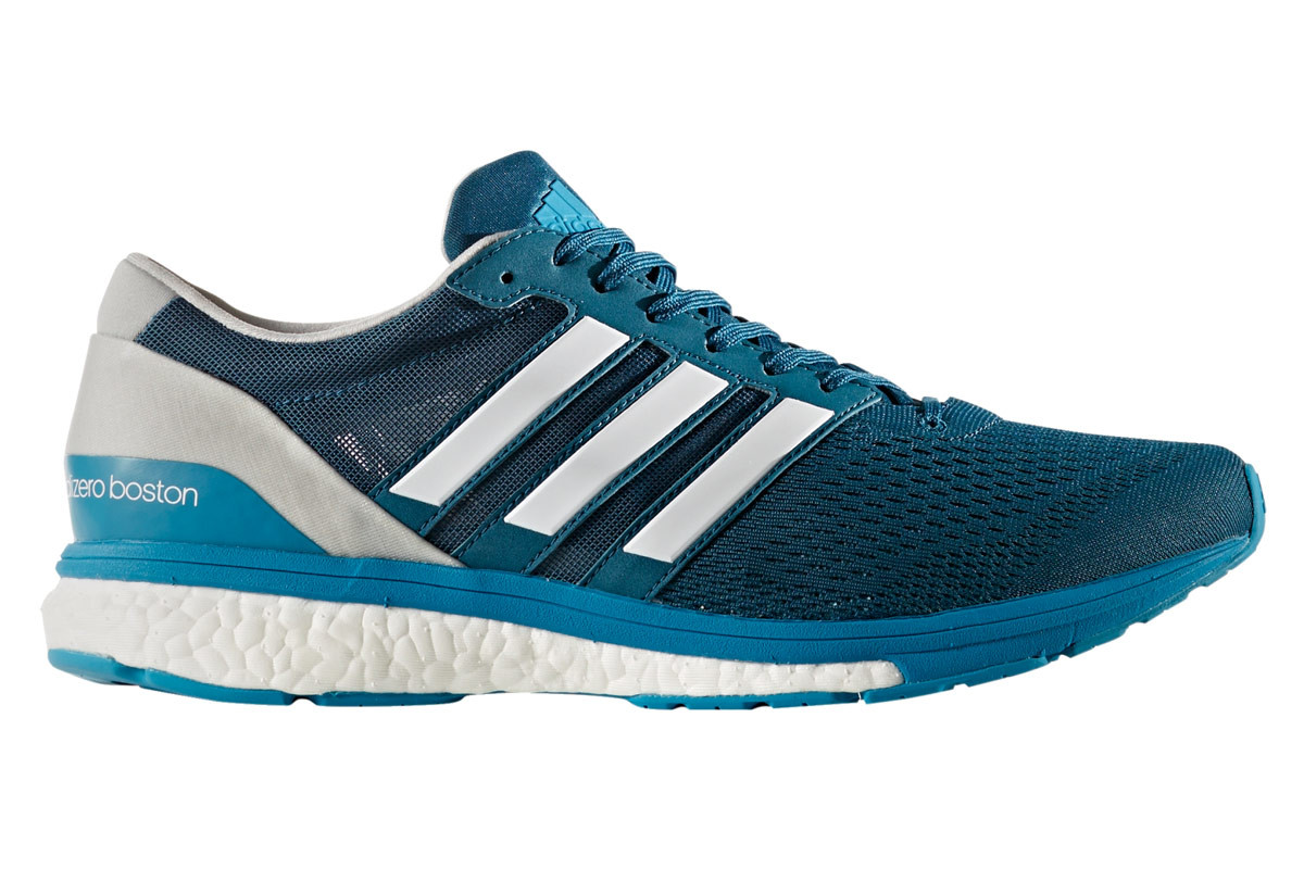 adidas adizero Boston 6 - Chaussures running pour Homme - Bleu  f97cc1d3583