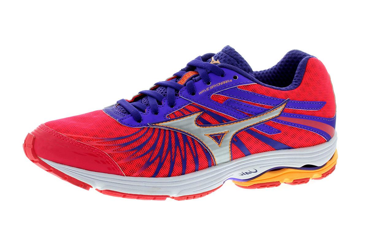 36e7ecbfef1db Mizuno Wave Sayonara 4 - Zapatillas de running para Mujer - Rojo