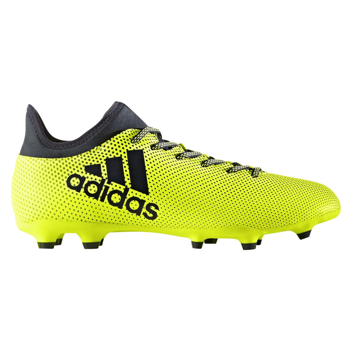 purchase cheap 524fc bfeac adidas X 17.3 Fg - Chaussures de foot pour Homme - Jaune  21