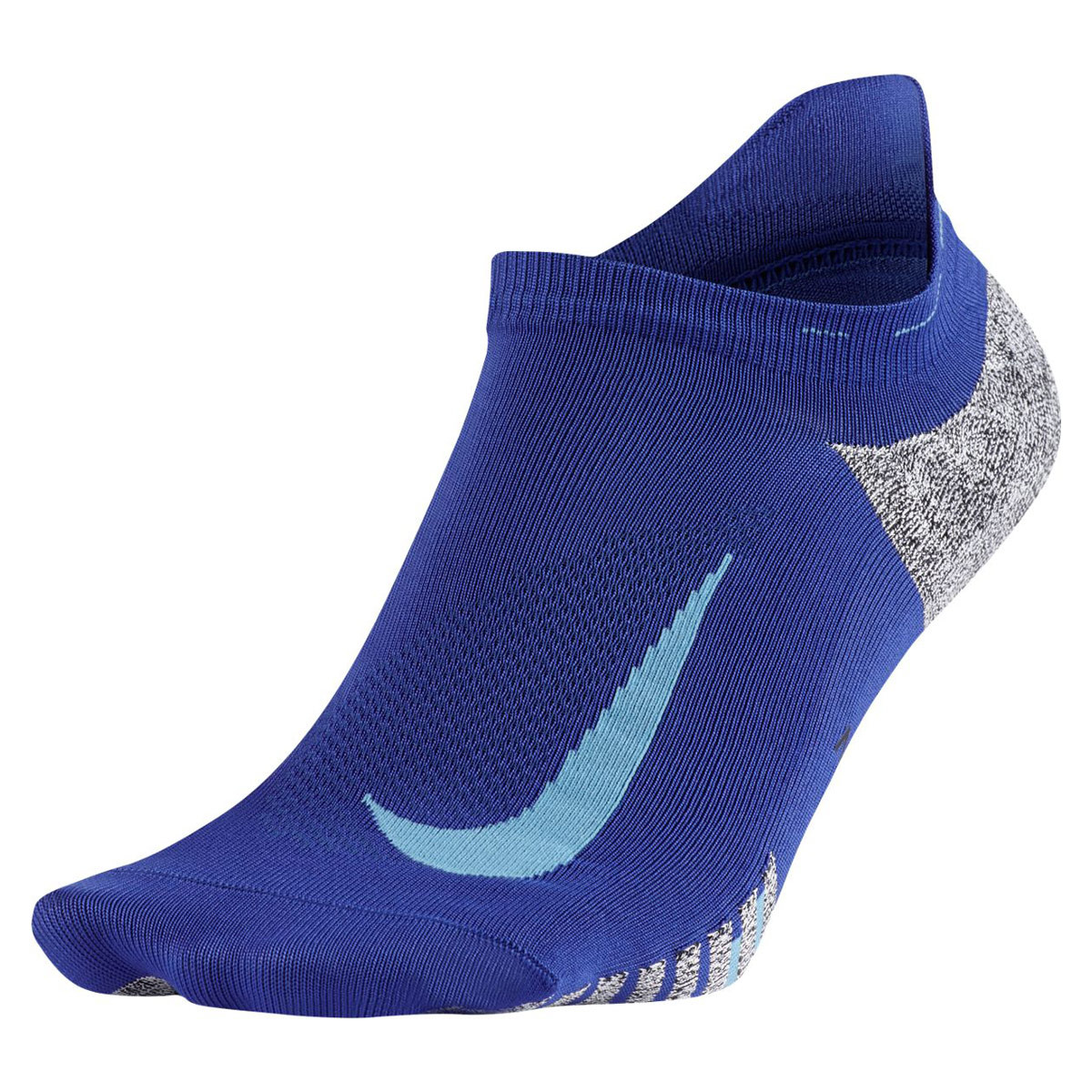 571c7ce4 Nike Elite Lightweight No-Show Running Sock - Running socks - Blue | 21RUN
