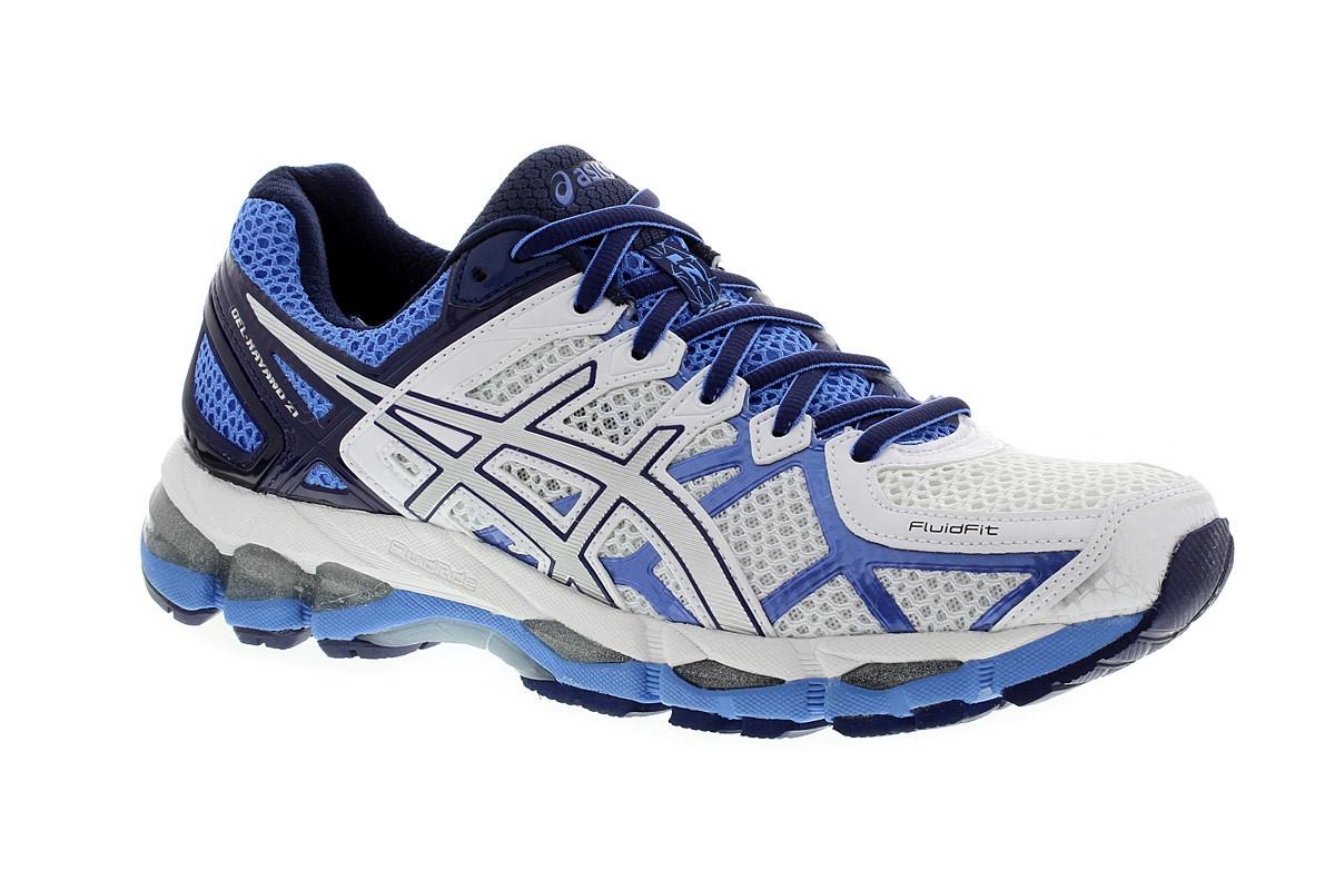 buy popular 8da07 0f3b1 ASICS GEL-Kayano 21 - Running shoes for Women - White   21RUN