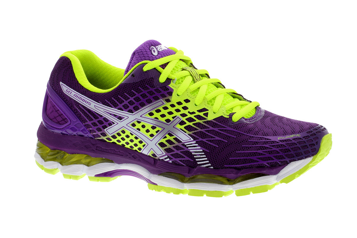 design intemporel 0f5a9 d460d ASICS GEL-Nimbus 17 - Running shoes for Women - Purple | 21RUN