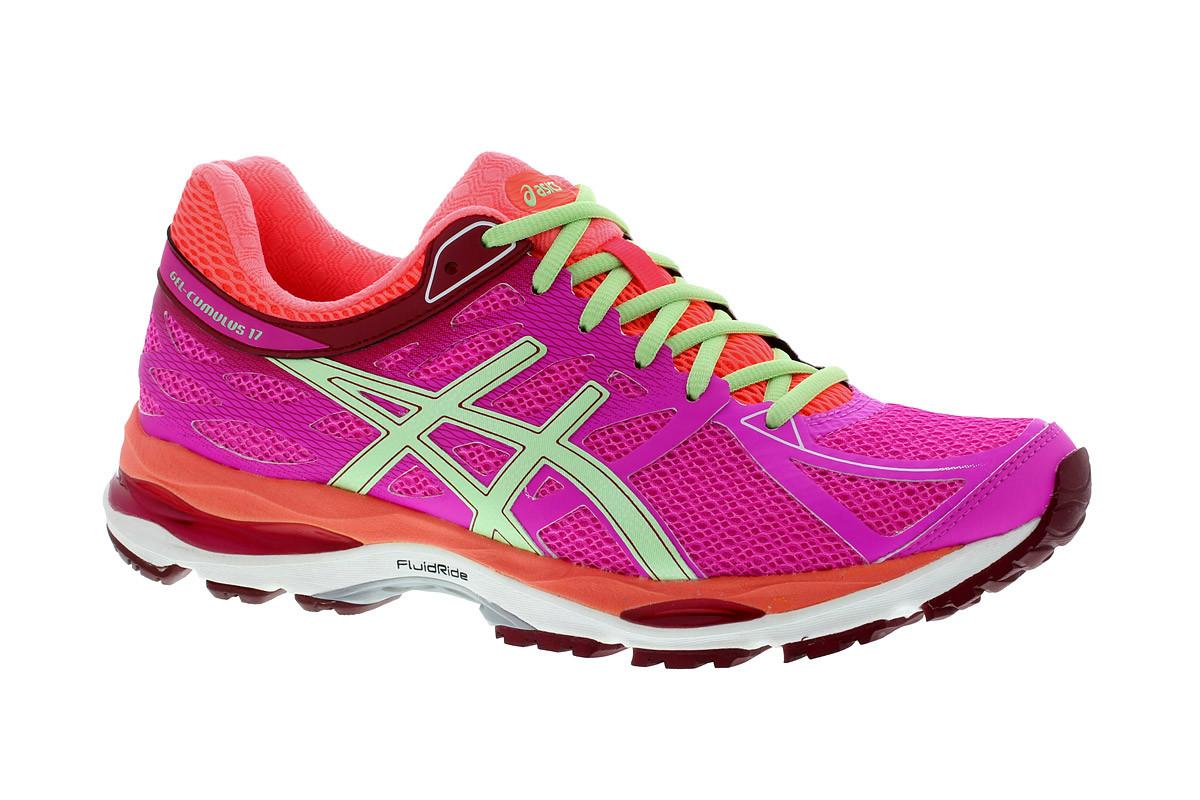 ASICS GEL-Cumulus 17 (2A) - Laufschuhe für Damen - Pink