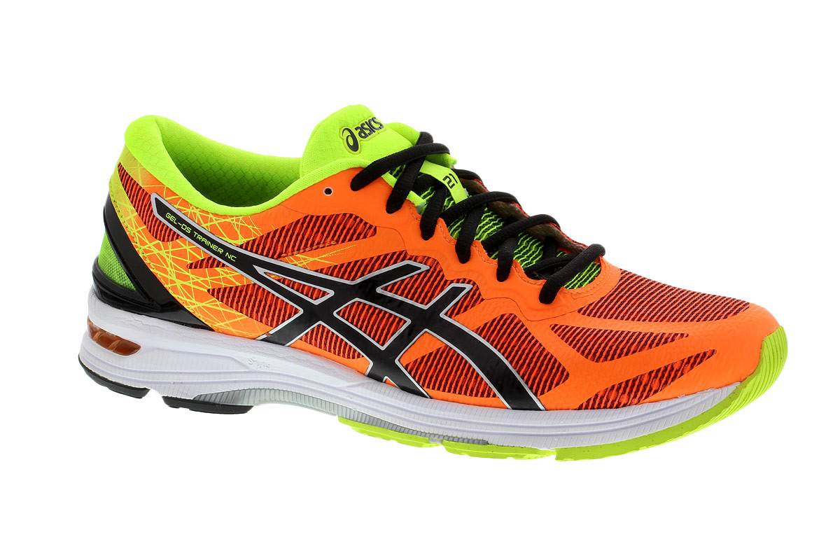 reputable site 9ad5a 940e0 ASICS GEL-DS Trainer 21 Neutral - Running shoes for Men - Orange