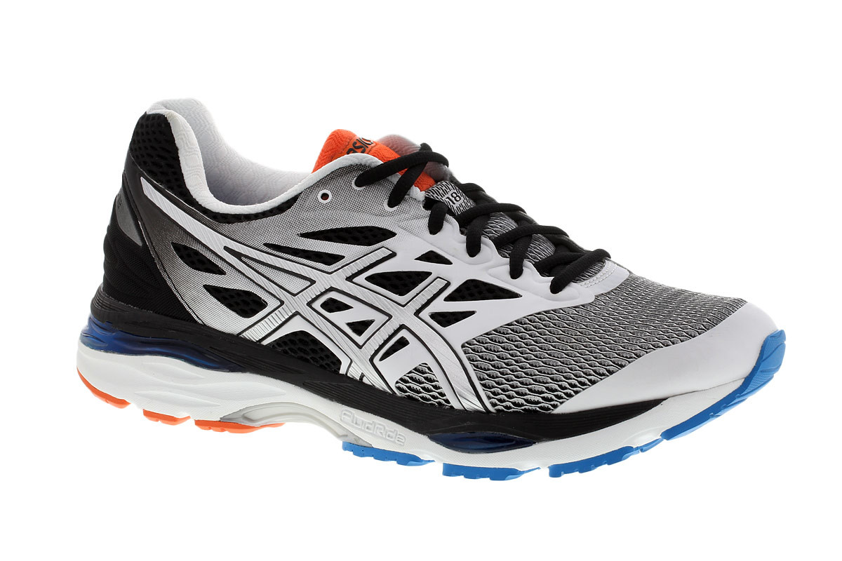 Asics Gel Running 18 Cumulus Gris Chaussures Homme Pour fvY6yIb7g