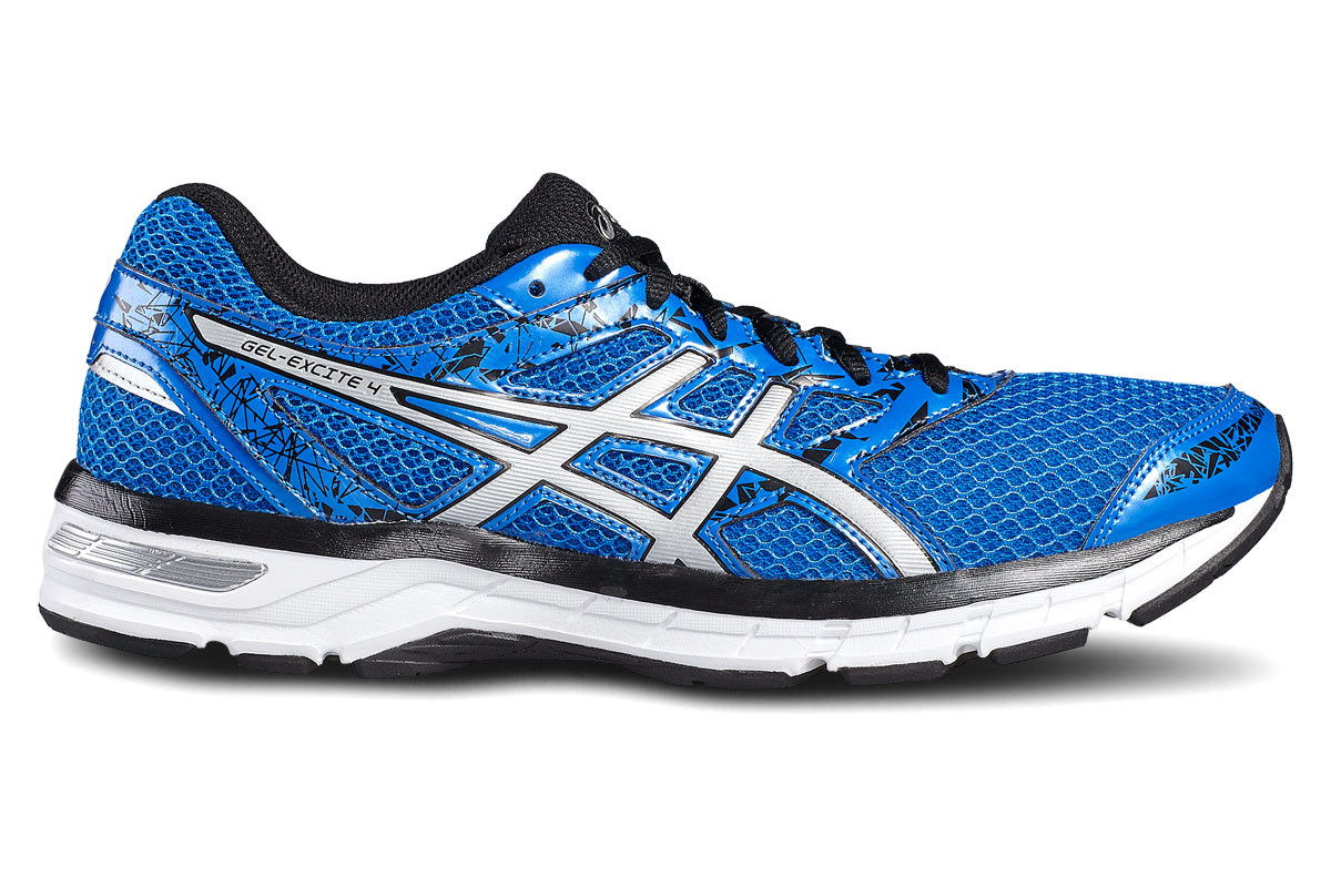 ASICS GEL Excite 4 Chaussures running pour Homme Bleu