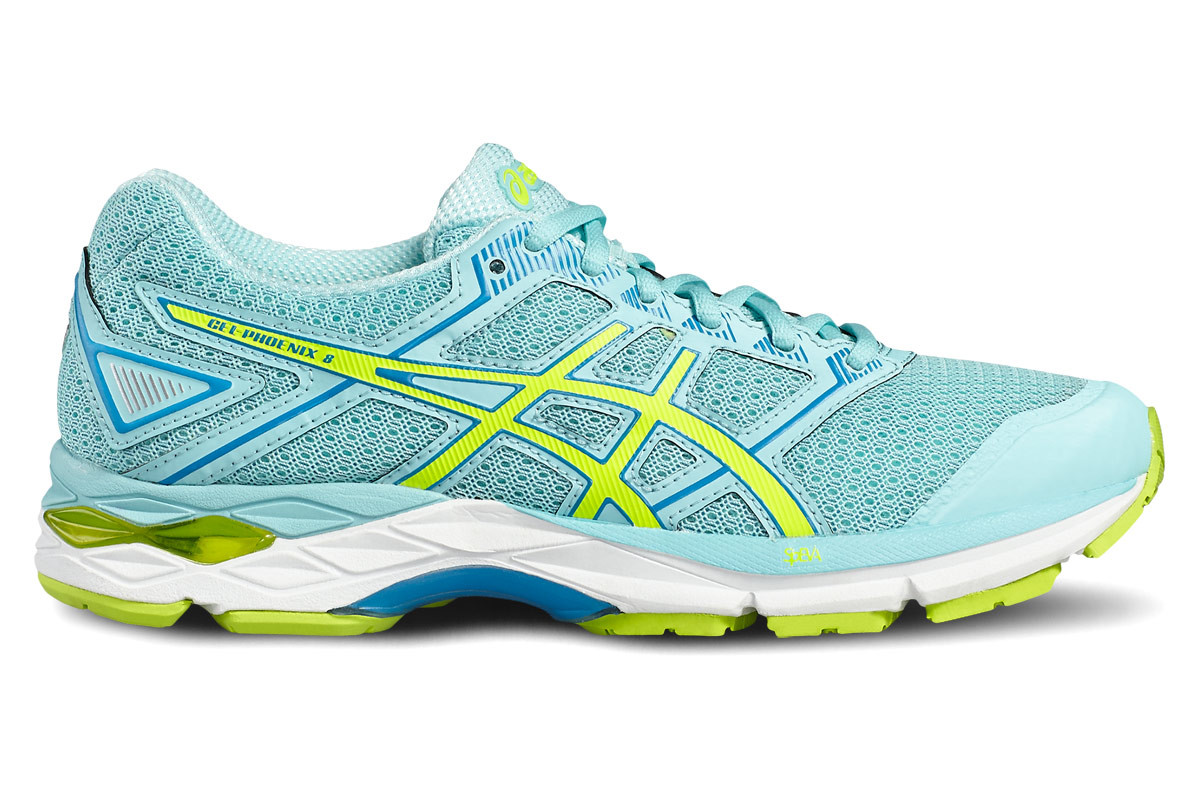 060e79215 ASICS GEL-Phoenix 8 - Zapatillas de running para Mujer - Azul
