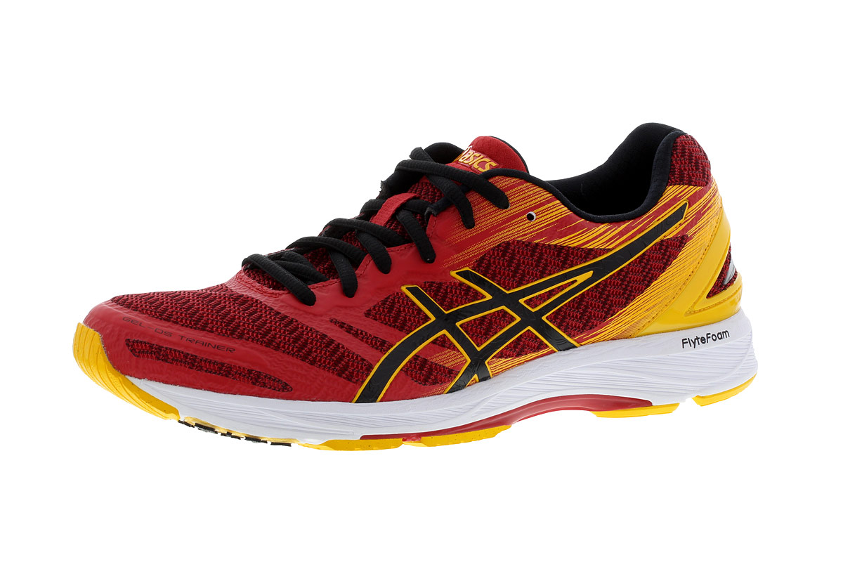 pas mal fa479 e9d1f ASICS GEL-DS Trainer 22 - Running shoes for Men - Red