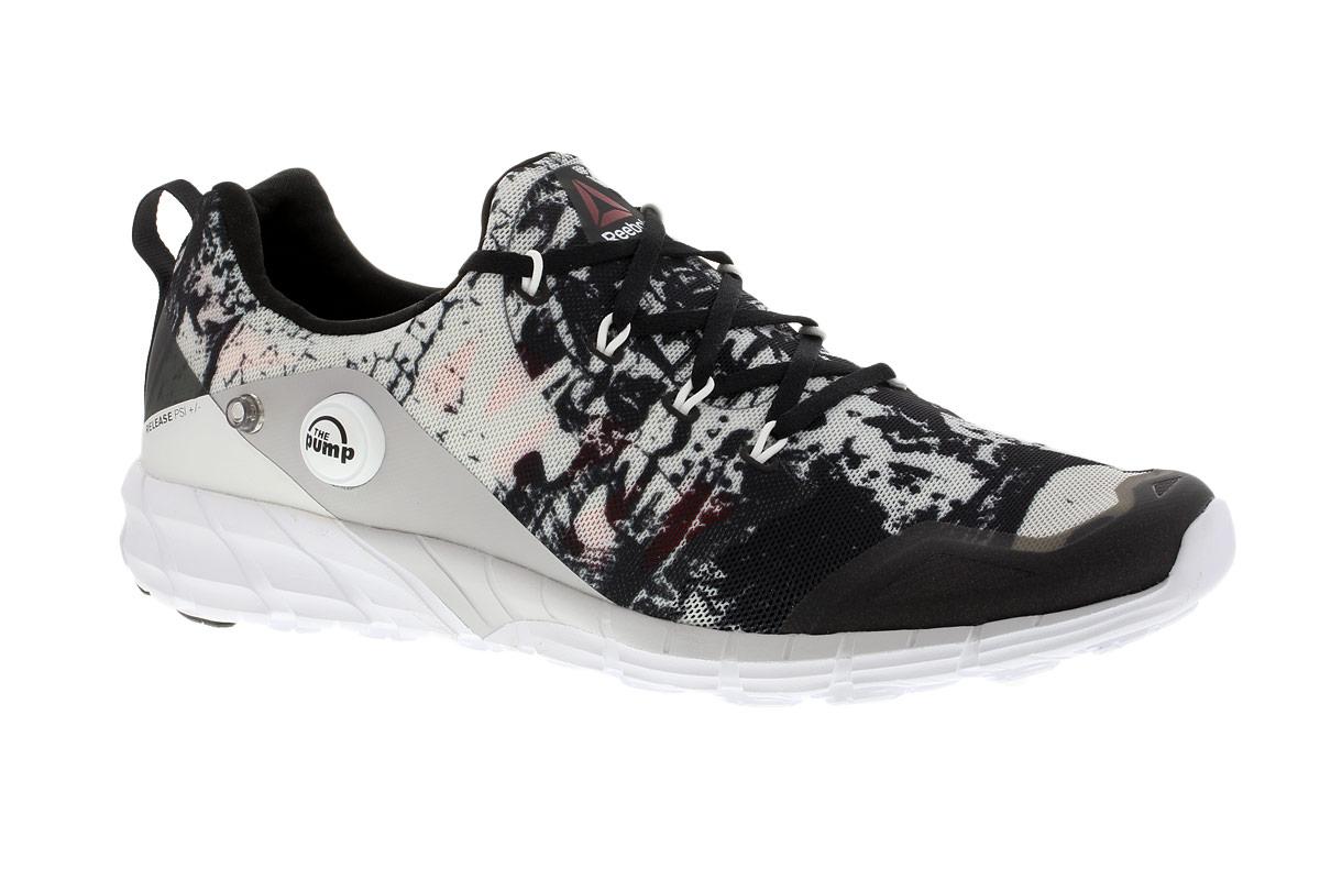 5140cf3e64d Reebok ZPump Fusion 2.0 Dunes - Running shoes for Men - Grey