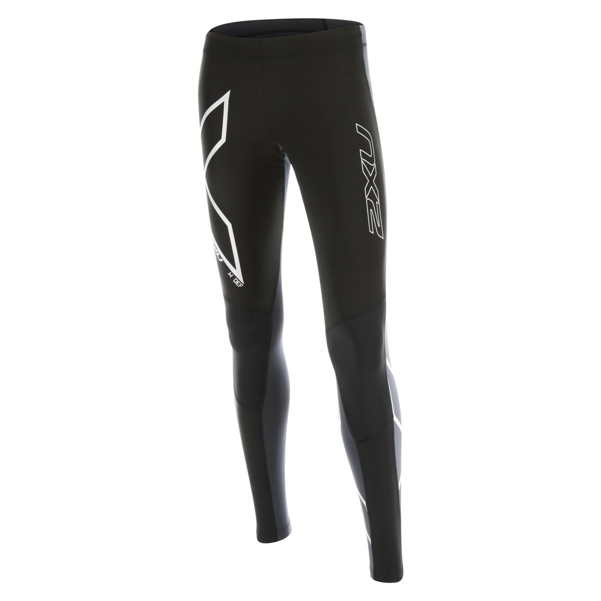 4abbbee196 2XU G:2 Wind Defence Thermal Compression - Running trousers for Women -  Black | 21RUN