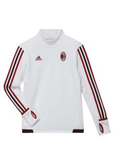 Training Fitness Ac Maillot Milan Blanc Adidas Top uZTOPkXi