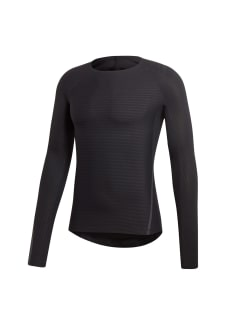 Longsleeve Alphaskin Maillot Fitness 360 Adidas Pour Homme Noir HD2WE9I