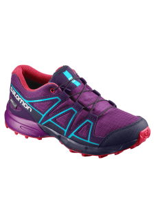Cs Chaussures Wp Salomon Speedcross Violet Running wOn0PX8k