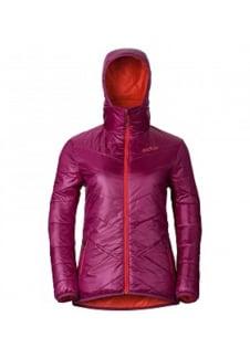 Para Insulated Jacket Race Fahrenheit Púrpura Chaquetas Mujer Odlo GVpMLqUzS