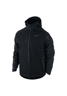 Pour Jacket Course Nike Hypershield Vestes Running Homme Noir N0wv8nmO