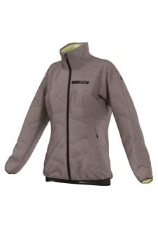 Gris Primaloft Femme Pour Course Tx Agravic Jacket Adidas Vestes AjLR543