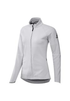 Hybrid Gris Jacket Course Vestes Pour Adidas Primeknit Climaheat Femme v8Nwm0On