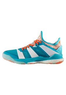Chaussures Adidas Bleu Stabil X Handball Pour Homme 534ARjL