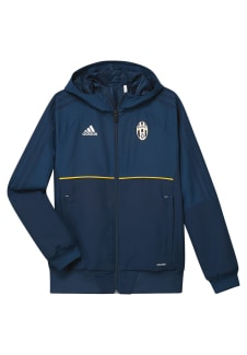 adidas Juventus Presentation Jacket Laufjacken Blau