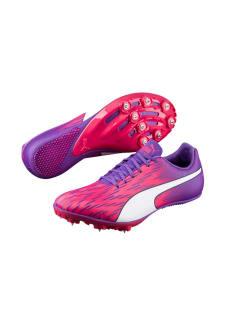 Puma Evospeed Sprint 7 - Running shoes for Women - Purple